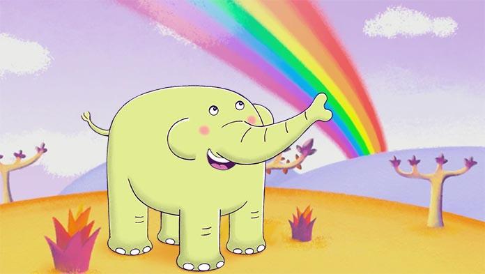 rainbowLR
